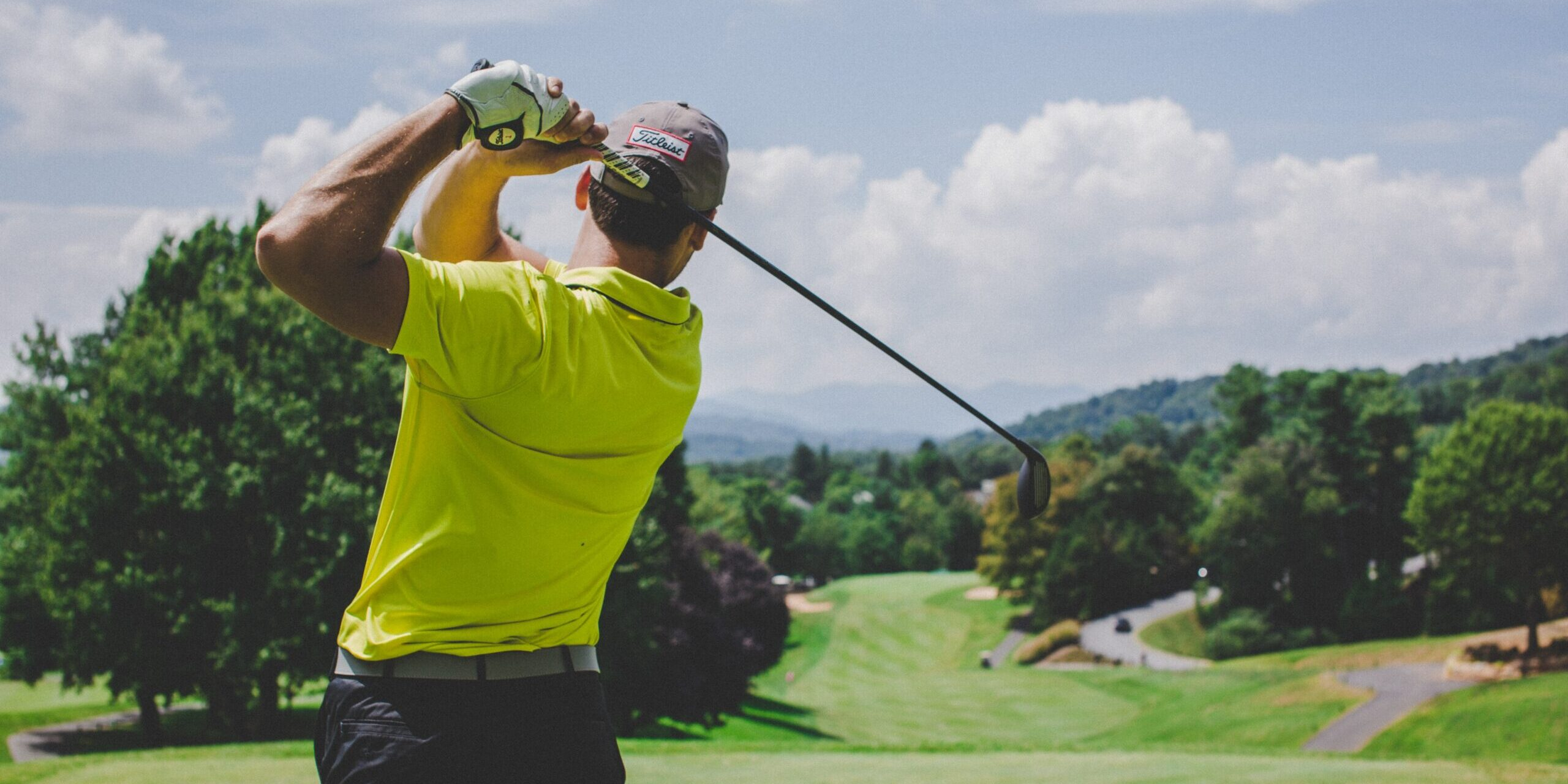Golf Swing Mol Upgrade